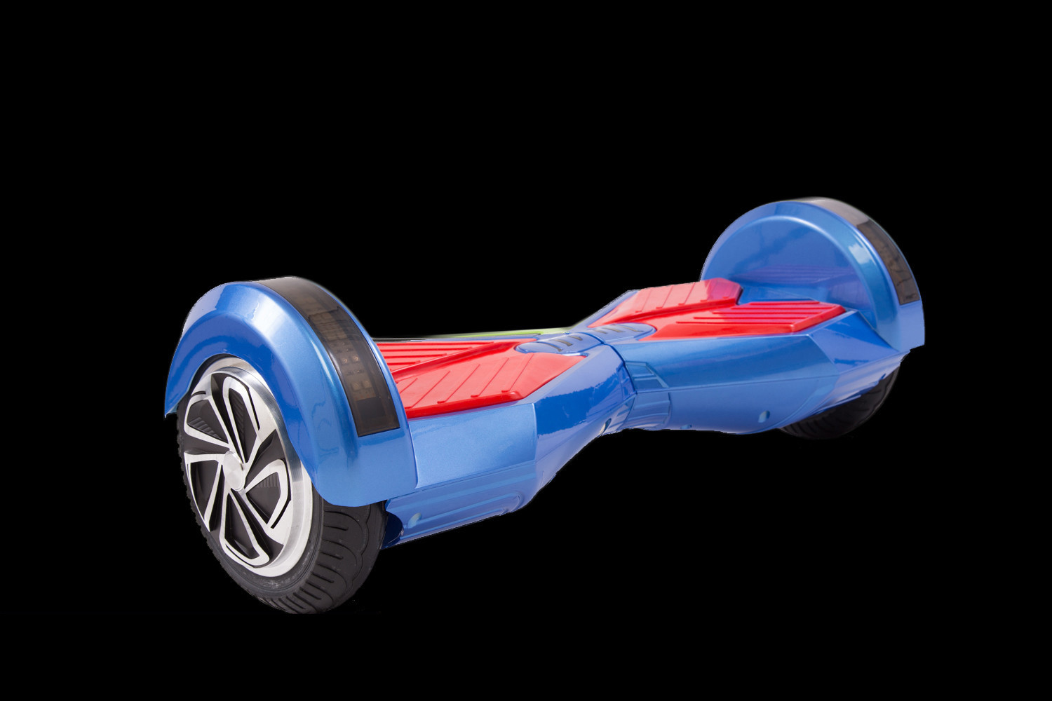 smart balance board with bluetooth red blue hover. Black Bedroom Furniture Sets. Home Design Ideas